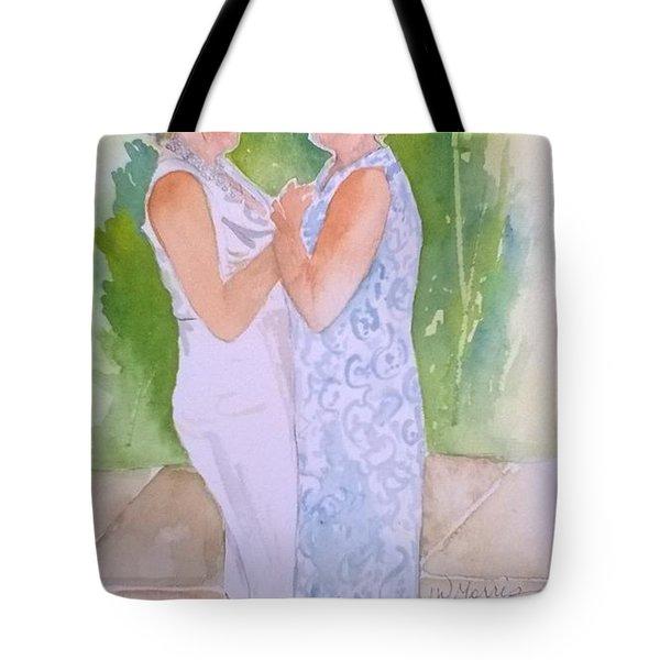 Shawn's Wedding Tote Bag