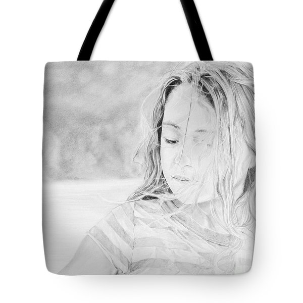 Shayla Tote Bag by Shevin Childers