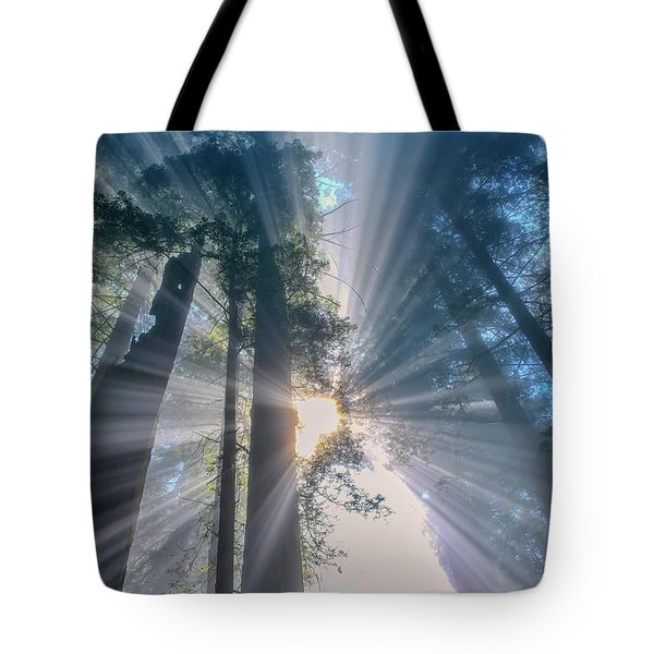 Tote Bag featuring the photograph Shazam by Patricia Davidson