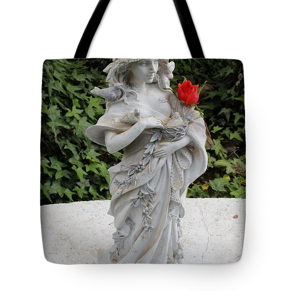 She Includes The Rose Tote Bag