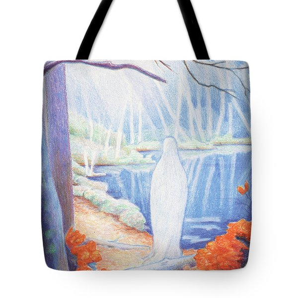 She Is Still Tote Bag by Amy S Turner