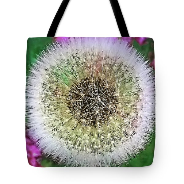 She Loves Me, She Loves Me Not Tote Bag