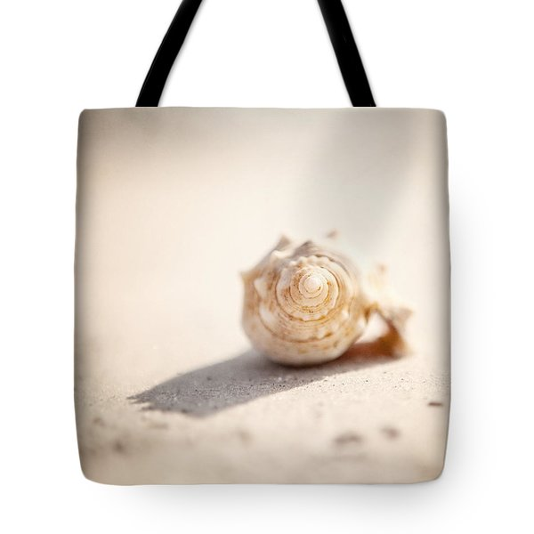 She Sells Sea Shells Tote Bag by Lisa Russo