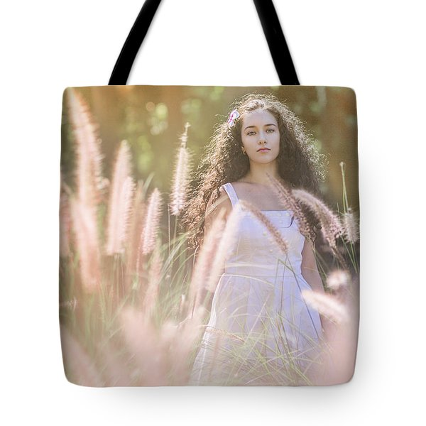 She Who Seeks Shall Find Tote Bag