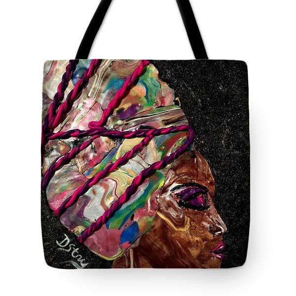 Sheba Tote Bag