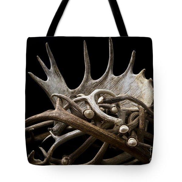 Sheds Tote Bag