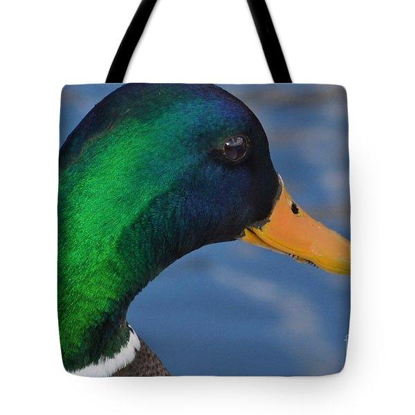 Sheen Tote Bag