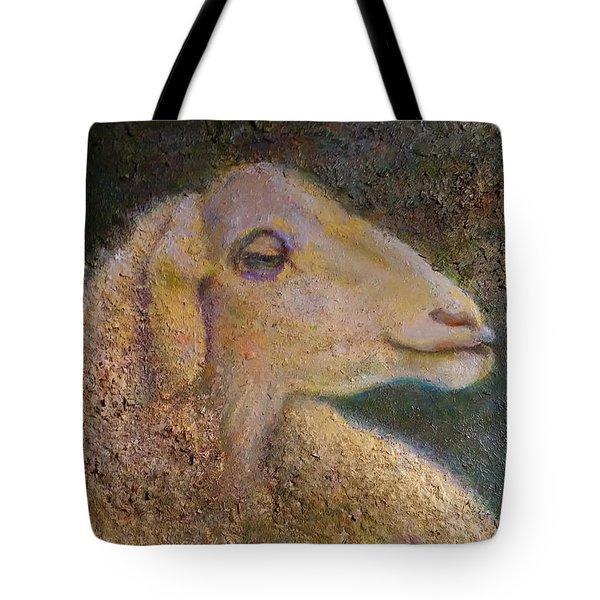 Sheep As Tote Bag
