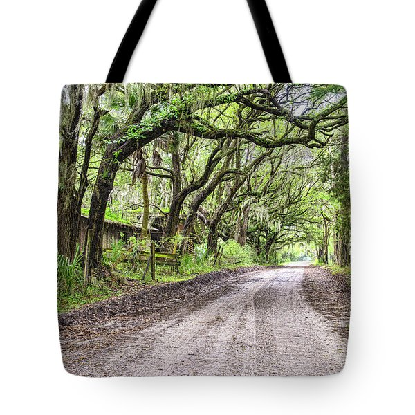 Sheep Farm On Witsell Rd Tote Bag