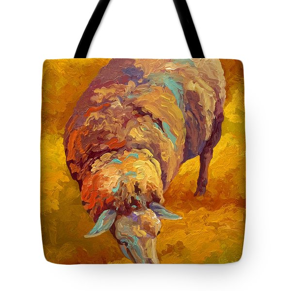 Sheepish Tote Bag