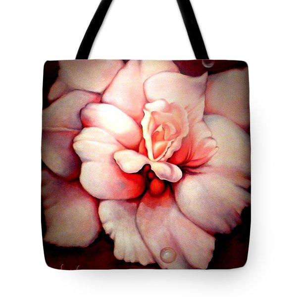Sheer Bliss Tote Bag