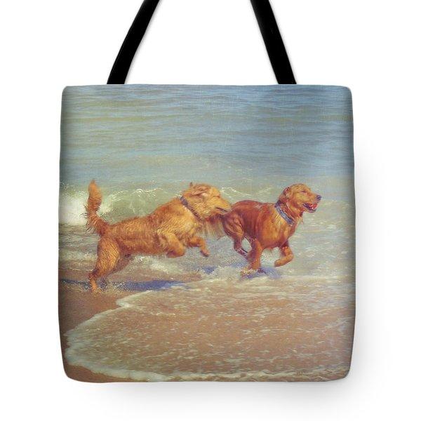 Sheer Joy Tote Bag