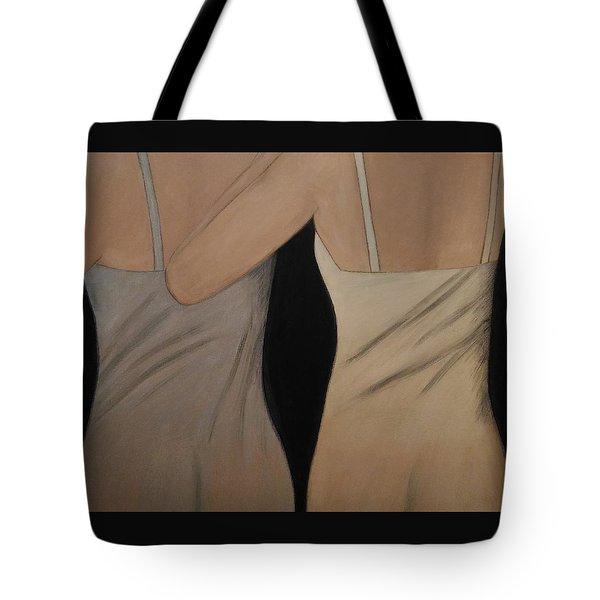 Sheer Tote Bag