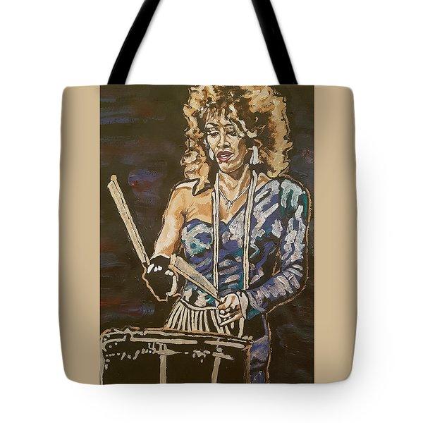 Sheila E Tote Bag