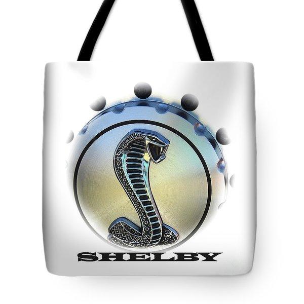 Shelby Cobra Art Tote Bag