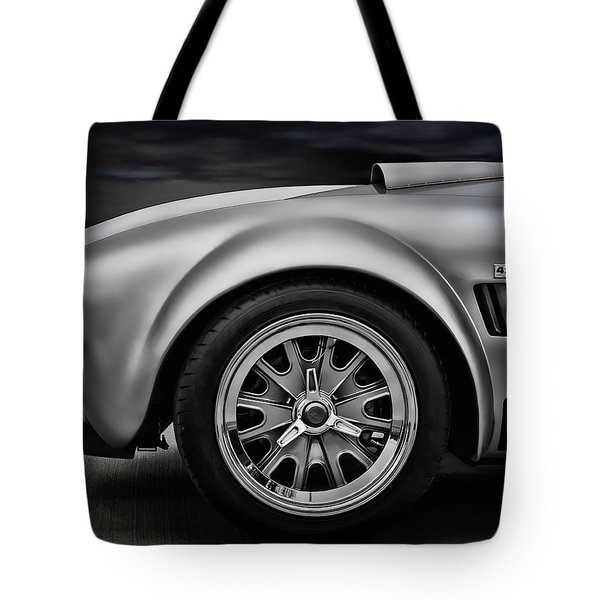 Shelby Cobra Gt Tote Bag