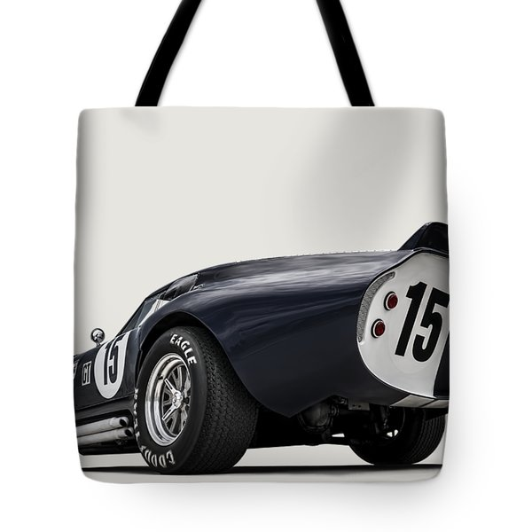 Shelby Daytona Tote Bag