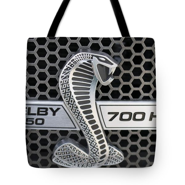 Shelby F150 Truck Emblem Tote Bag