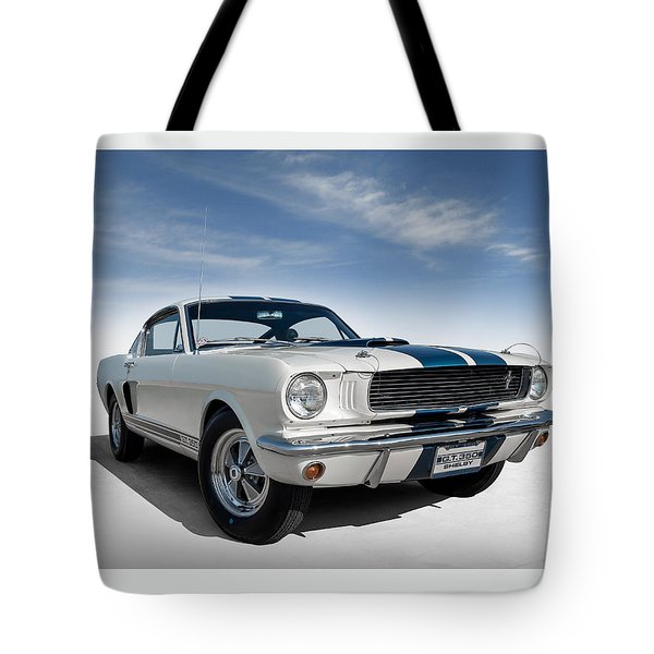 Shelby Mustang Gt350 Tote Bag by Douglas Pittman