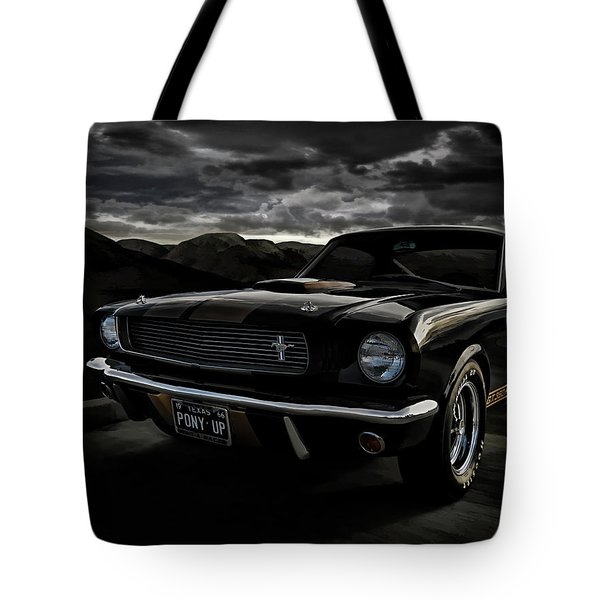 Shelby Gt350h Rent-a-racer Tote Bag
