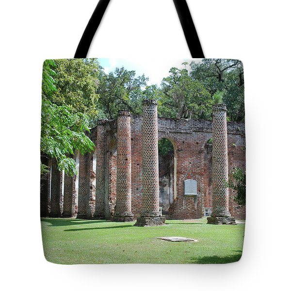 Sheldon Church 2 Tote Bag