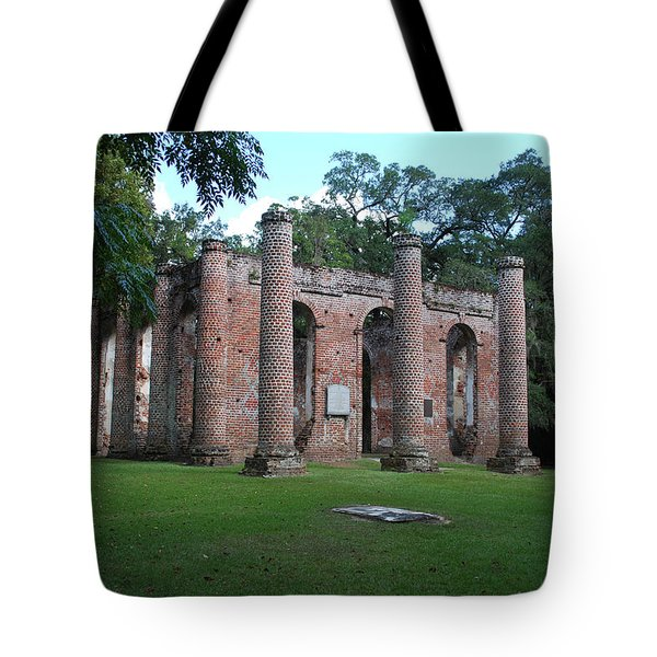 Sheldon Church 6 Tote Bag