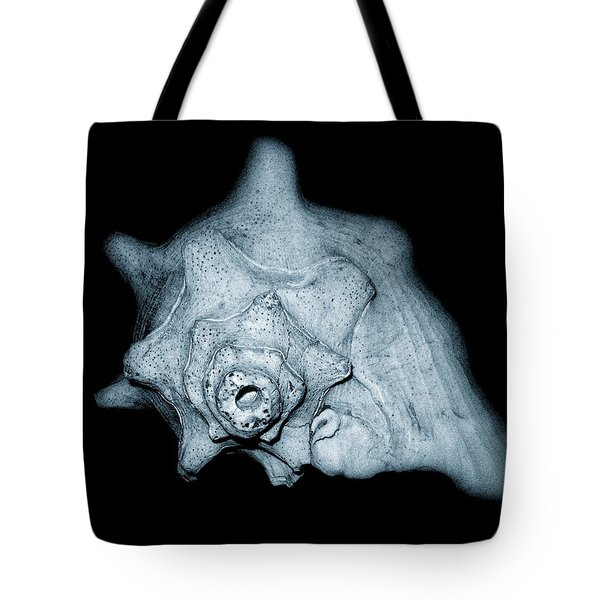 Shell Tote Bag by Amber Flowers