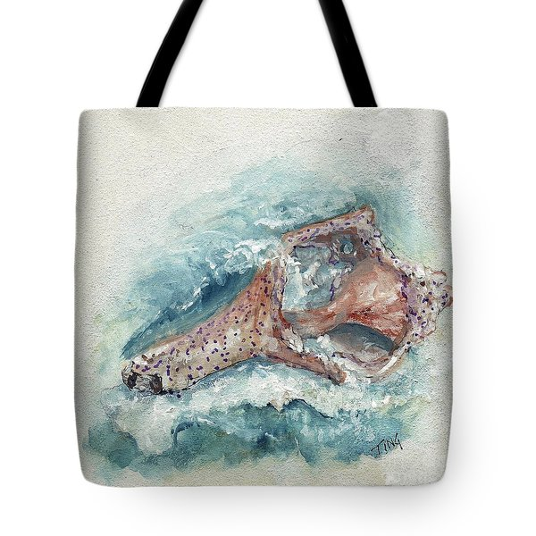Shell Gift From The Sea Tote Bag