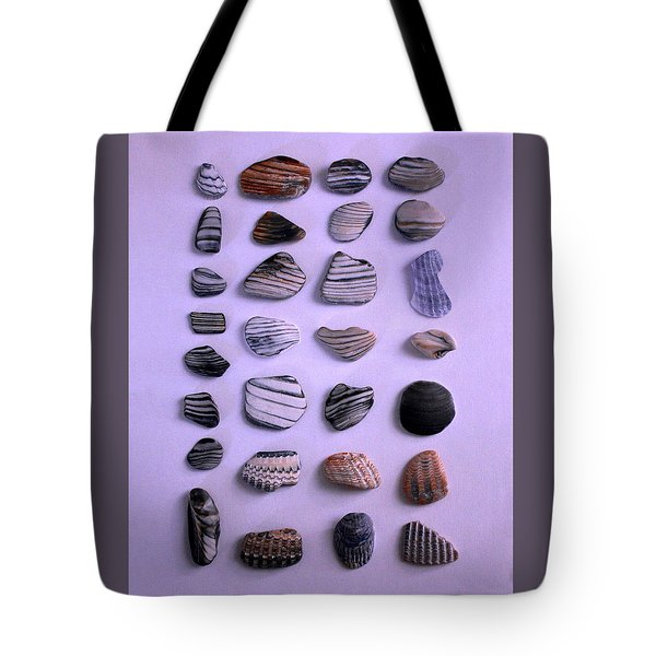 Sea Shell Treasures #1 Tote Bag