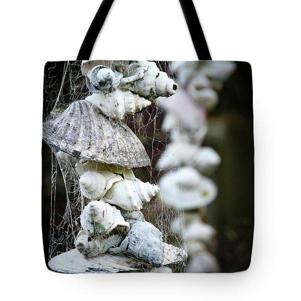 Shells Composition Tote Bag