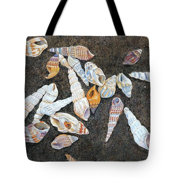 Shells From The Sea Of Galilee Tote Bag