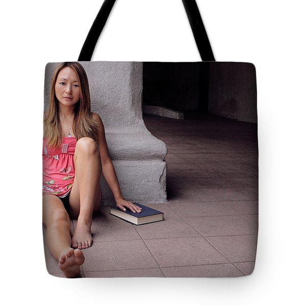 Shelly And Shirley 2 Tote Bag by David Miller