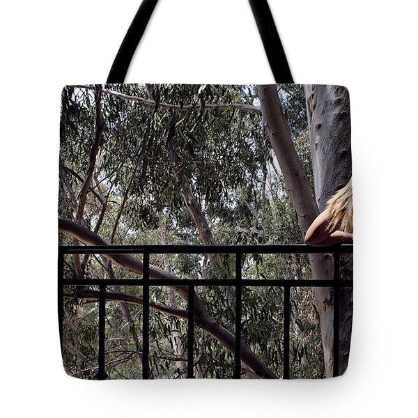 Shelly And Shirley 6 Tote Bag by David Miller