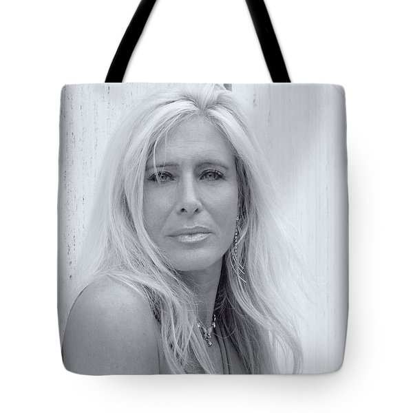 Shelly And Shirley 8 Tote Bag by David Miller