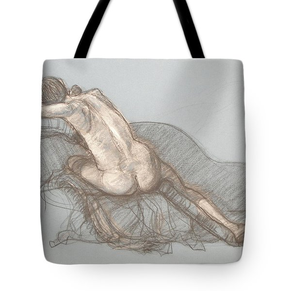 Shelly Back View Tote Bag by Donelli  DiMaria