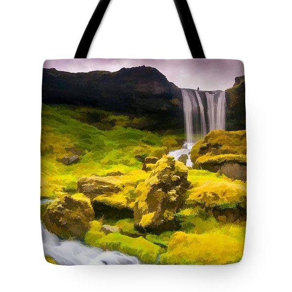 Shelve Your Responsibilities Tote Bag