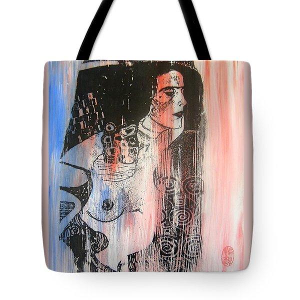Shenandoah Tote Bag by Roberto Prusso