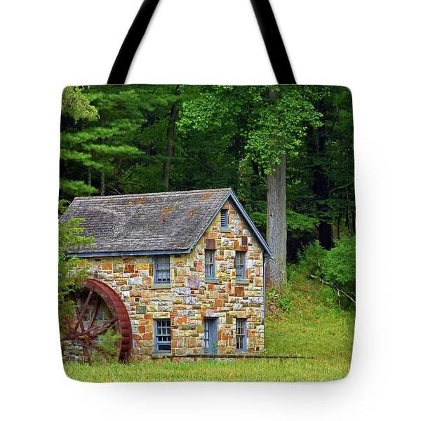 Shenandoah Valley Tote Bag