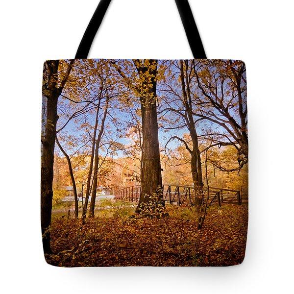 Shenango Paradise Tote Bag