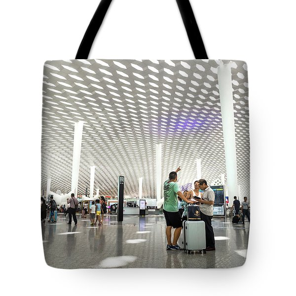Shenzhen Airport Tote Bag