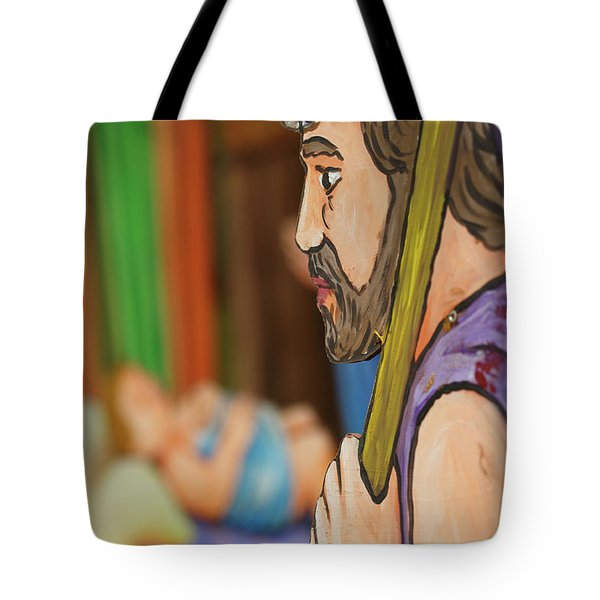 Shepherd Tote Bag by Gaspar Avila