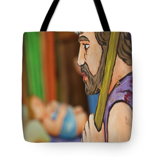 Shepherd Tote Bag by Gaspar Avila