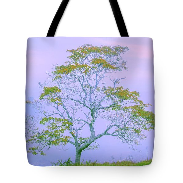 Tote Bag featuring the photograph Shepherd Of The Valley by Az Jackson