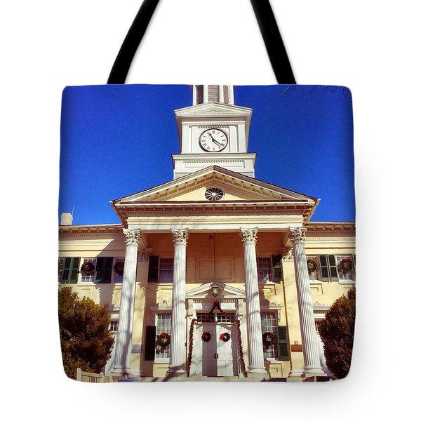Shepherd University Tote Bag