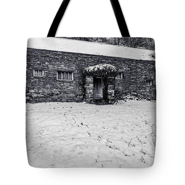 Shepherds Cottage Tote Bag