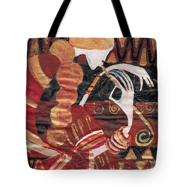 Shepherd's Song Tote Bag