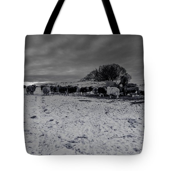 Shepherds Work Tote Bag
