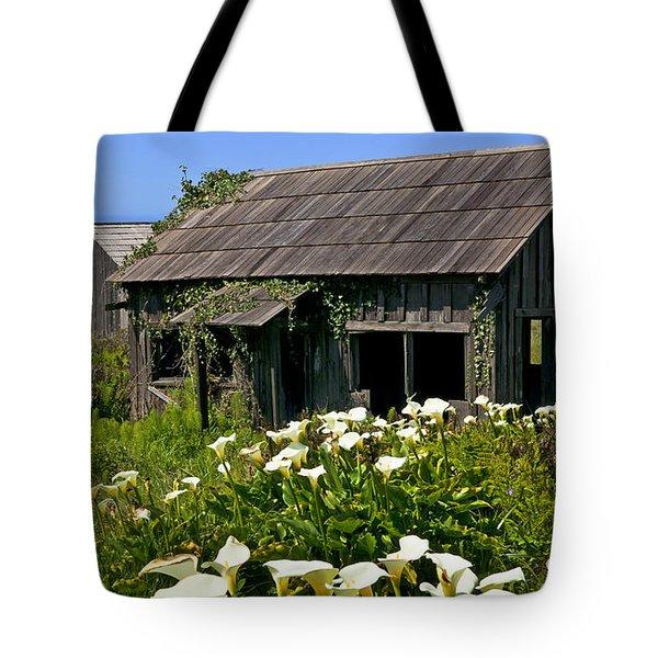 Shephers's Shack Tote Bag by Garry Gay