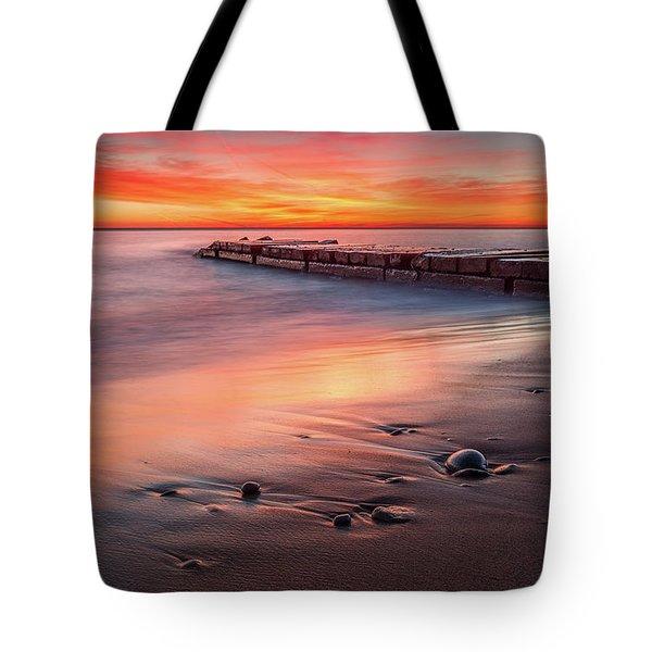 Sheridan Sunrise Tote Bag