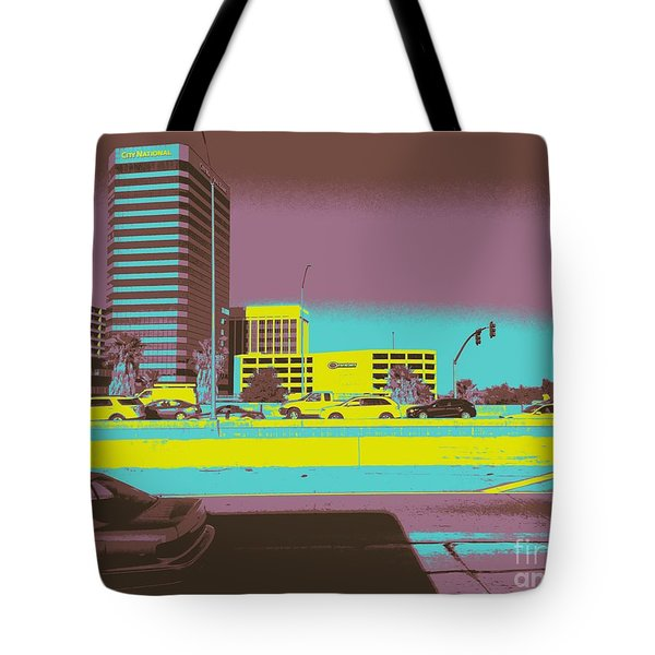 Sherman Oaks Tote Bag